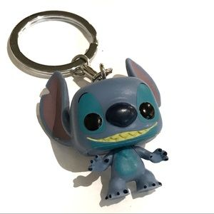 Other - STITCH KEYCHAIN Movie Character